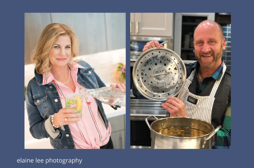 Margaret McSweeney and Jamie Laurita | Kitchen Chat