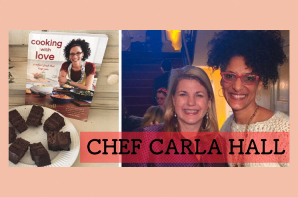 Carla Hall | Kitchen Chat