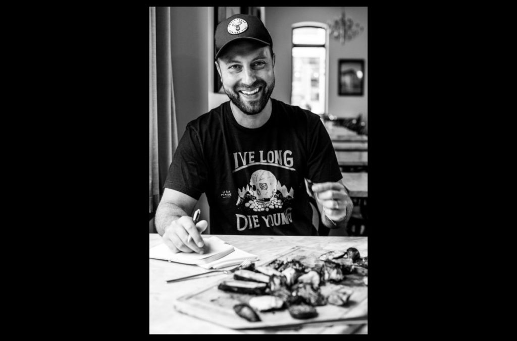 Matt Moore | Kitchen Chat