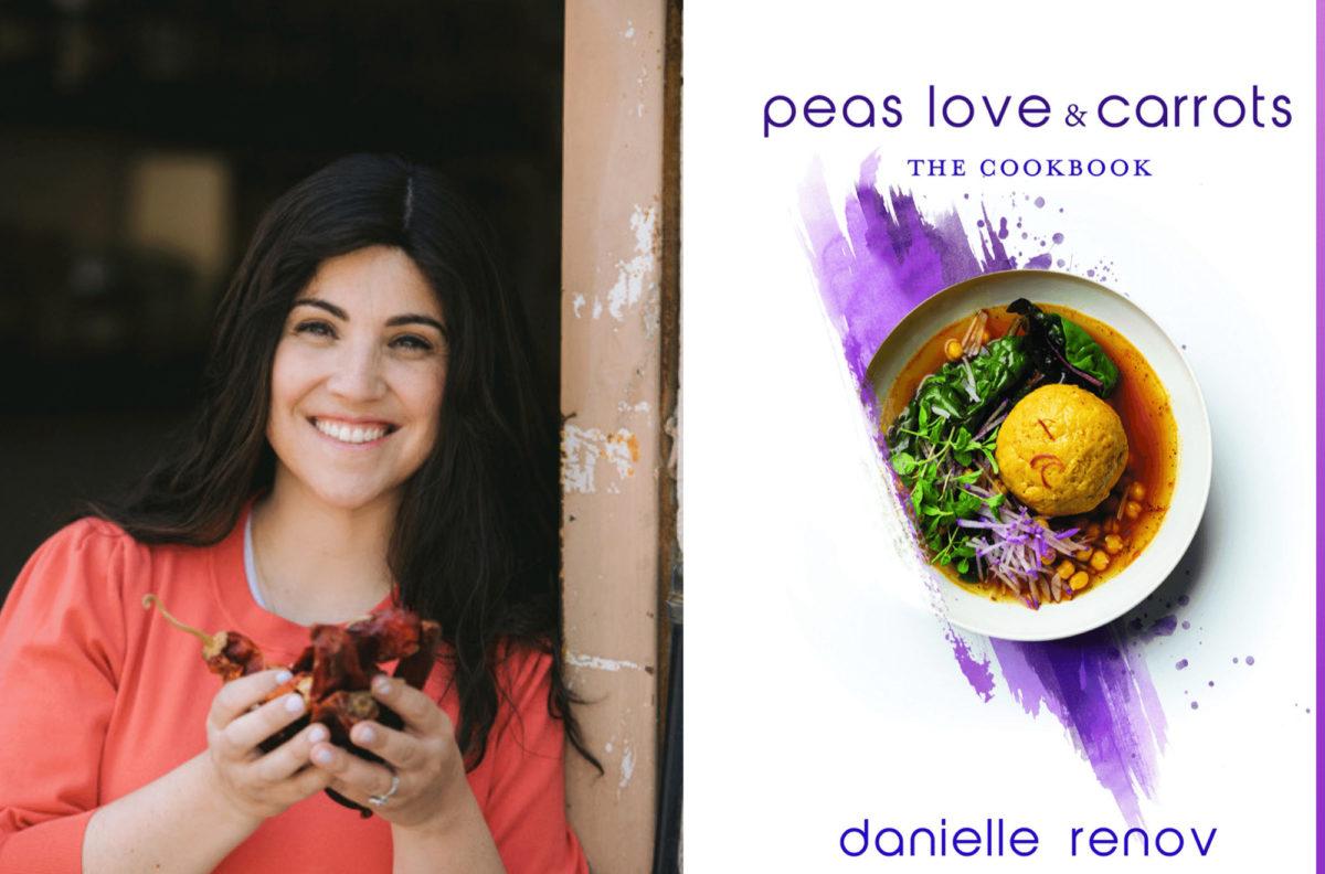 Danielle Renov on Kitchen Chat