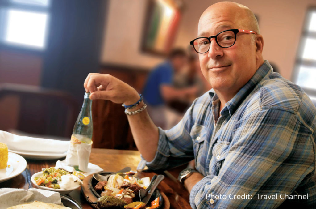 Andrew Zimmern | Kitchen Chat