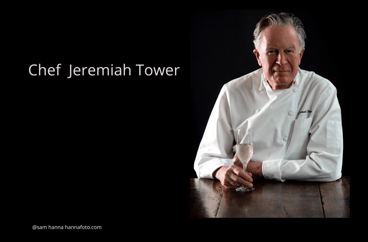 Chef Jeremiah Tower | Kitchen Chat